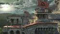 SSBU Screenshot Die belagerte Burg