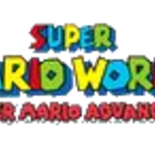 Logo Super Mario World Super Mario Advance 2.png