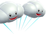Aile nuages