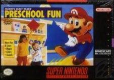 Mario's Early Years! Preschool Fun