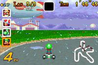 Circuit Luigi - MKSC 2