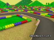 Circuit Mario 3 - MKWii