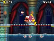 NSMB Screenshot Mega-Cheep-Cheep