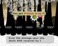 P-Down, D-Up P Boggly Woods PMTTYD