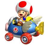 Toad en el coche cheep cheep.jpg