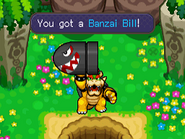 Banzai Bill - Obtained - Bowser's Inside Story