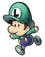 M&L2 Artwork Baby Luigi