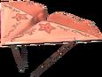 MKT Sprite Rosagold-Papierflieger
