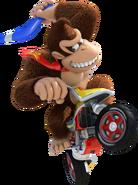MK8 Artwork Donkey Kong