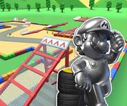 MKT Sprite SNES Marios Piste 1 T 2
