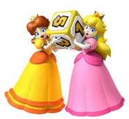 Peach y Daisy MP9