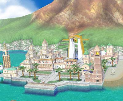 Ciudad Delfino (Escenario)