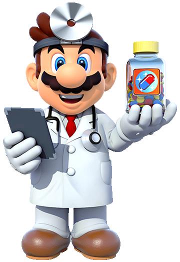 Dr. Mario (character)