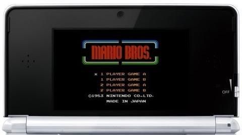 マリオブラザーズ プレイ映像 3DS