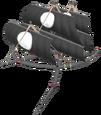 MKT Sprite Schwarz-Großsegel