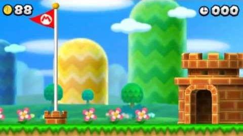 New Super Mario Bros 2 World 1