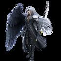 SSBU Artwork Sephiroth