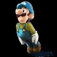SSB4 Sprite Luigi 7