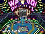 Pinball Waluigi