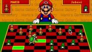 Mario's Game Gallery - Warcaby