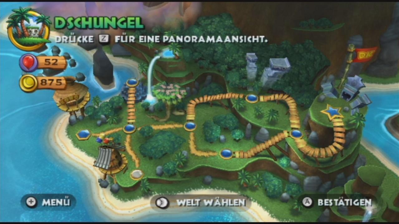 Dschungel (Donkey Kong Country Returns)
