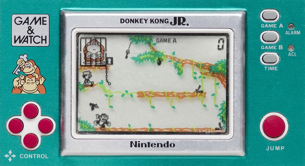 Donkey Kong Jr. (Game & Watch)