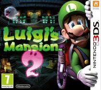 Luigi Mansion 2 boîte