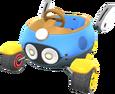 MKT Sprite Blaues Pünktchen-Kart