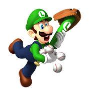 MSS Artwork Luigi