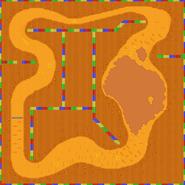 Île Choco 2 - MKSC (parcours)