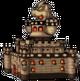 Castillo de Bowser gigante