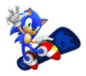M&S2 Artwork Sonic 2