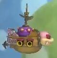 Roy Koopa's Airship