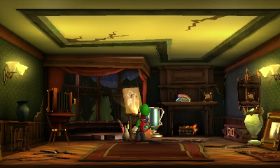 Atelier (Luigi's Mansion 2)