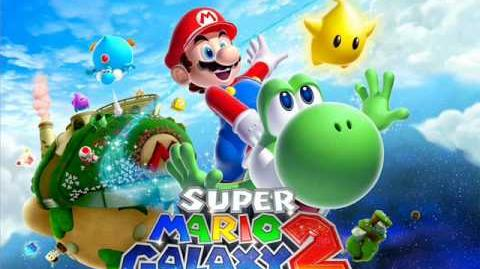 Super Mario Galaxy 2 Music- Bowser Battle EXTENDED