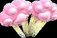 MKT Sprite Rosa-Pfotenballons
