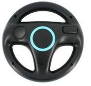 Wii Wheel Negro