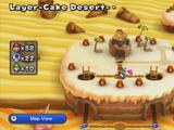 Layer-Cake Desert