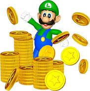 MP Artwork Luigi