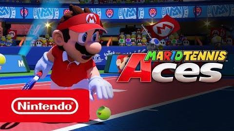 Mario Tennis Aces - Tráiler de lanzamiento (Nintendo Switch)