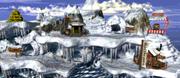 Gorilla Glacier - Overworld - Donkey Kong Country.png