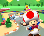 MKT Sprite SNES Marios Piste 2 RT 2