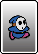 PMCS Screenshot Blauer Shy Guy-Karte