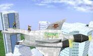 SSB3DS Screenshot Corneria