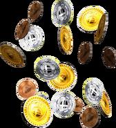 SSBB Artwork Smash-Münzen