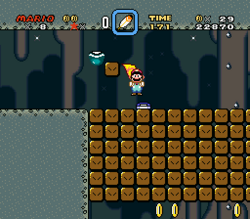 SMW Screenshot Vanille-Dom 2.png