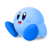 SSB4 Sprite Kirby 2