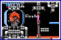 Metroid (WarioWare, Inc. : Mega Mini-Jeux)