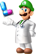 DRL Artwork Dr. Luigi