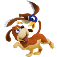 SSB4 Sprite Duck Hunt Duo 5